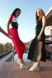 Actrices, animadoras y modelos se reunieron a despedir el verano