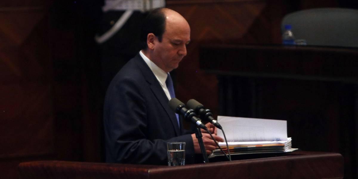 Así se desarrolló la comparecencia de Carlos Baca en la Asamblea Nacional