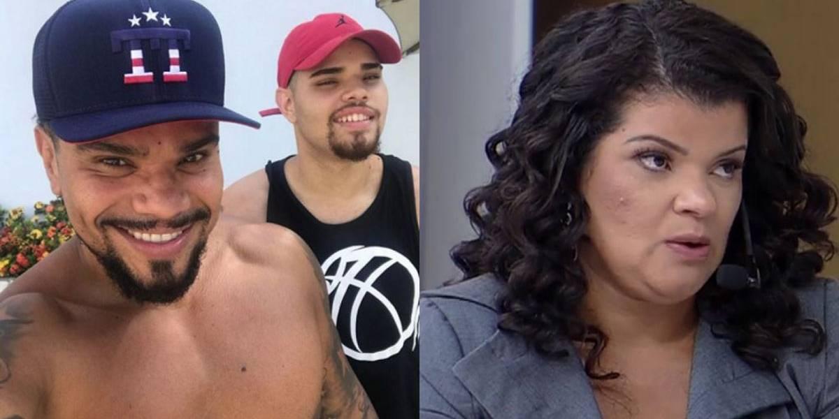 Ex-mulher de Naldo afirma que cantor a obrigou a abortar quatro vezes