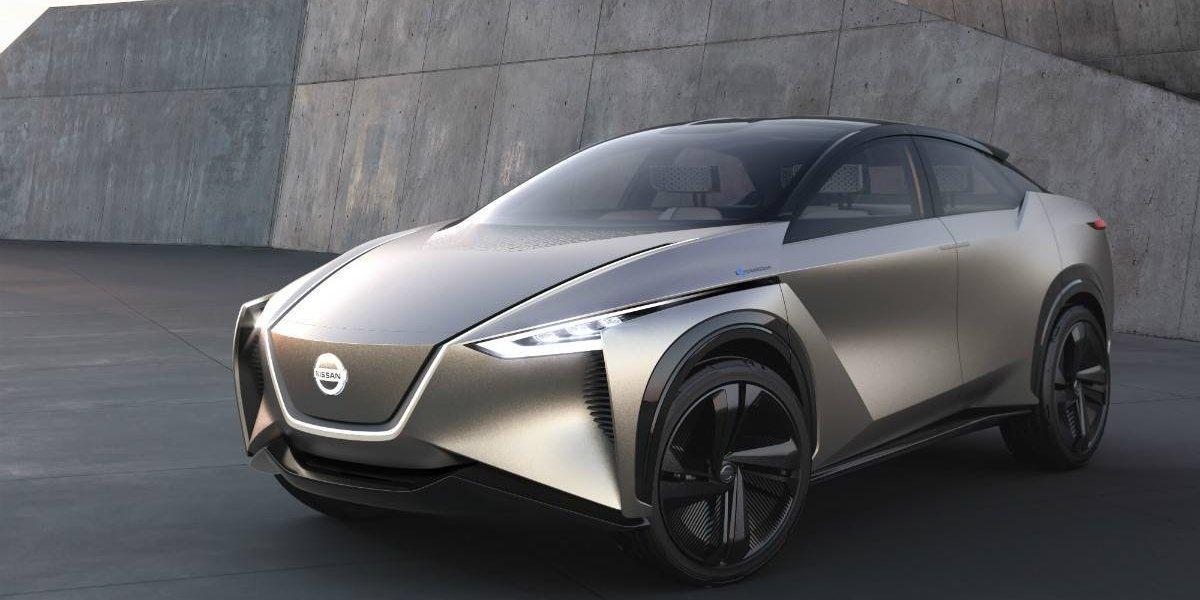 IMx Kuro, el conceptual eléctrico que marca el futuro de Nissan