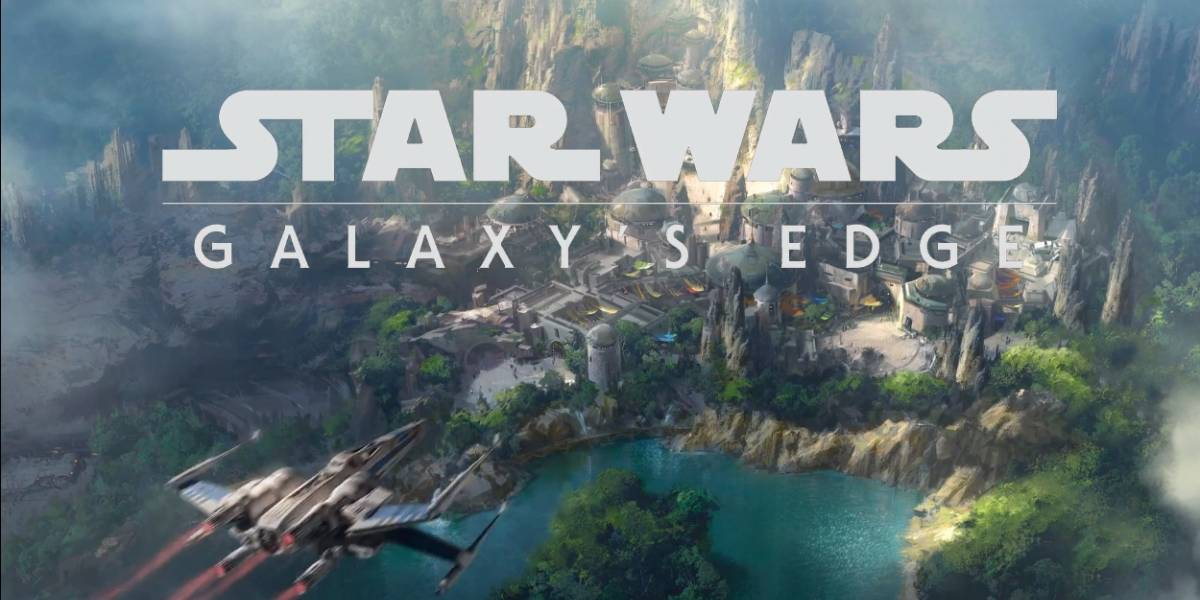 Disney lanza video de construcción de su parque de Star Wars