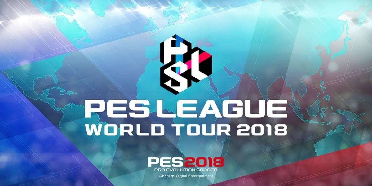 La Final Regional del Mundial 2018 de la Liga PES será en Argentina