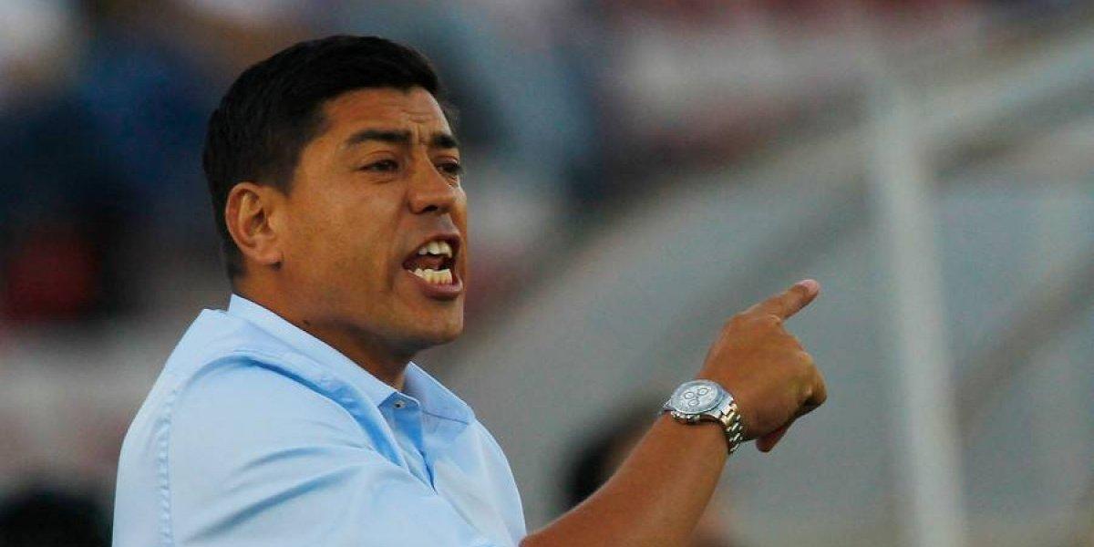 """Presidente de Wanderers ratificó a Córdova en la banca: """"Tiene todas las atribuciones para seguir"""""""