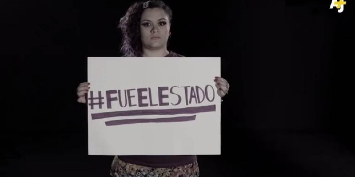 Rebeca Lane, la artista guatemalteca que alza la voz y apoya a familiares de víctimas del Hogar Seguro