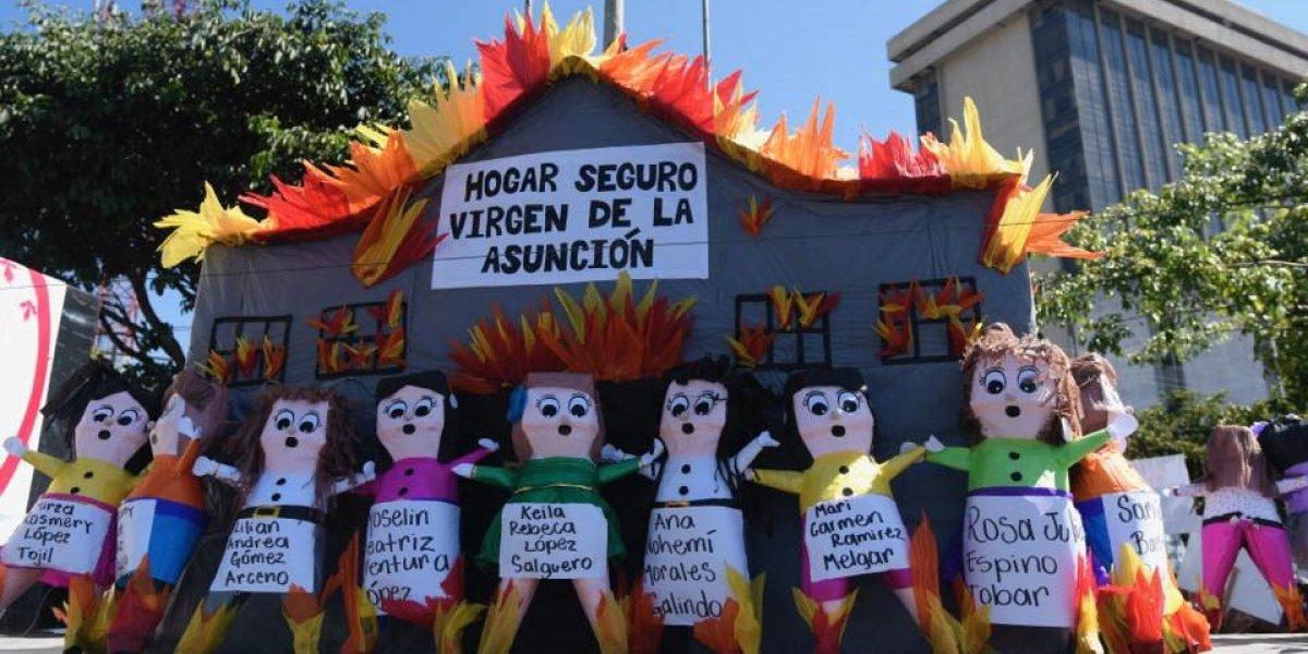 PDH: Incendio en Hogar Seguro evidencia vulneraciones a derechos de las niñas en Guatemala
