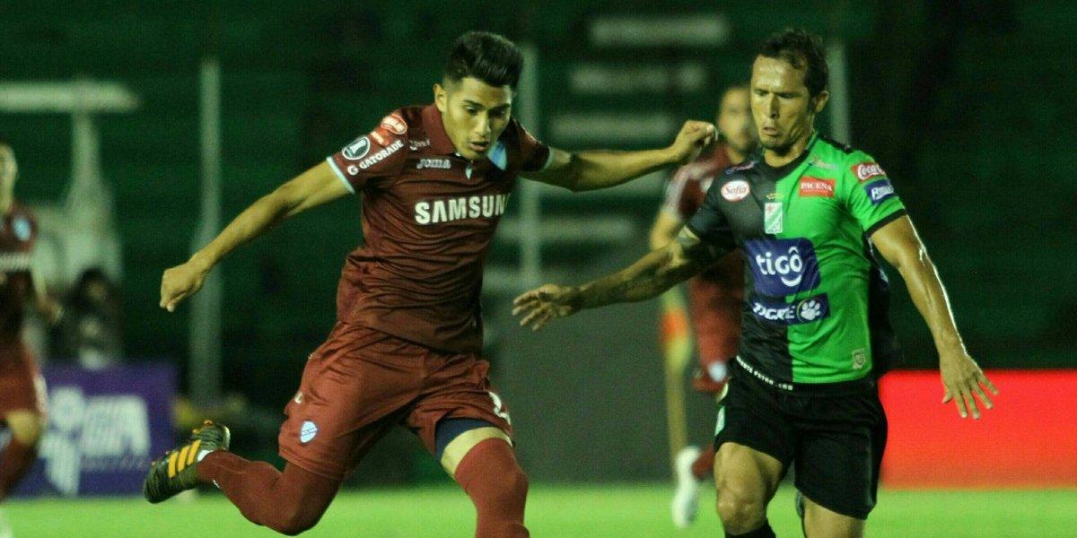 Bolívar sufrió en uno de sus últimos ensayos antes de jugar con Colo Colo