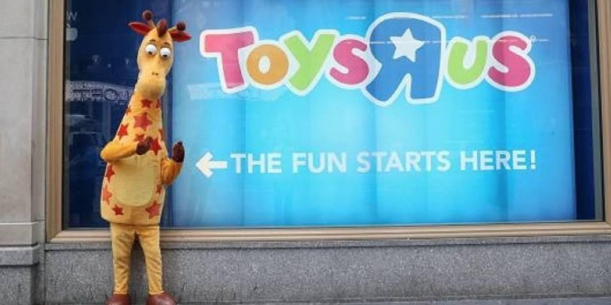 Anticipan cierre de Toys R'Us en EE.UU.