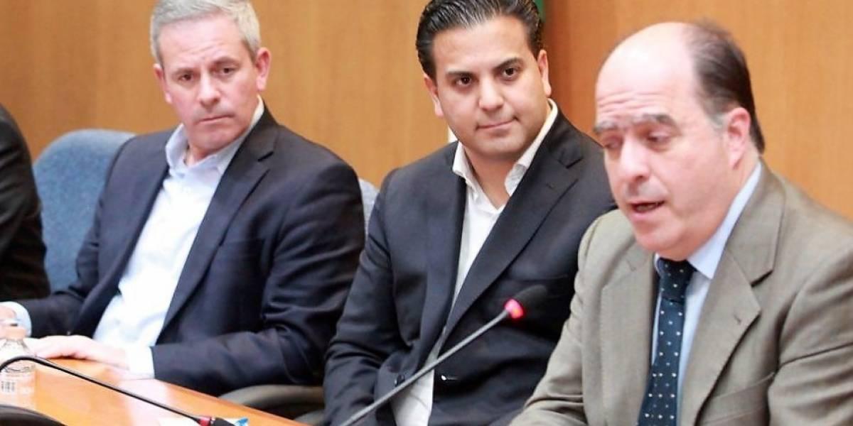 PANse reúne con dirigentesdel Partido Primero Justicia de Venezuela