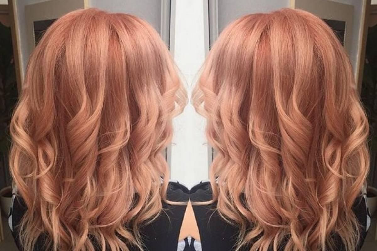 blorange: el nuevo tono de cabello que vas a querer tener | nueva mujer