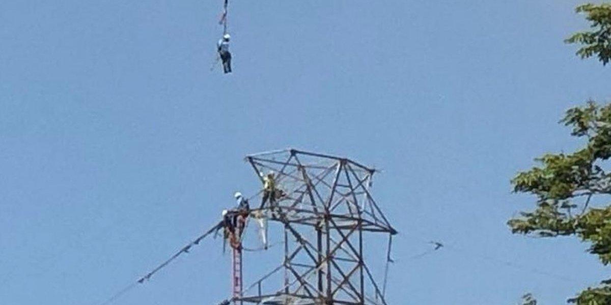 AEE trabaja en cinco líneas de transmisión