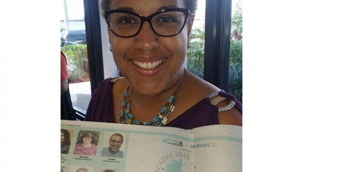 Boricua se muda a Orlando y recibe premio Mujer Destacada 2018