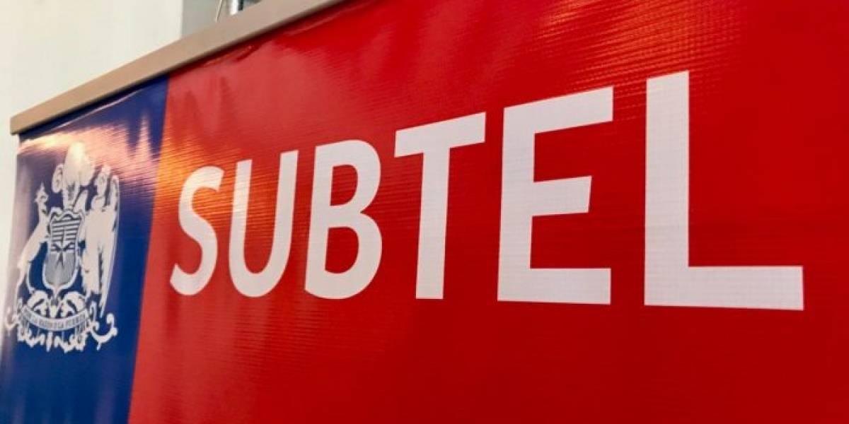 """Caso banda 3.5 MHz: La Subtel dice que """"Entel quiere consolidar una posición ilegítima y anticompetitiva"""""""