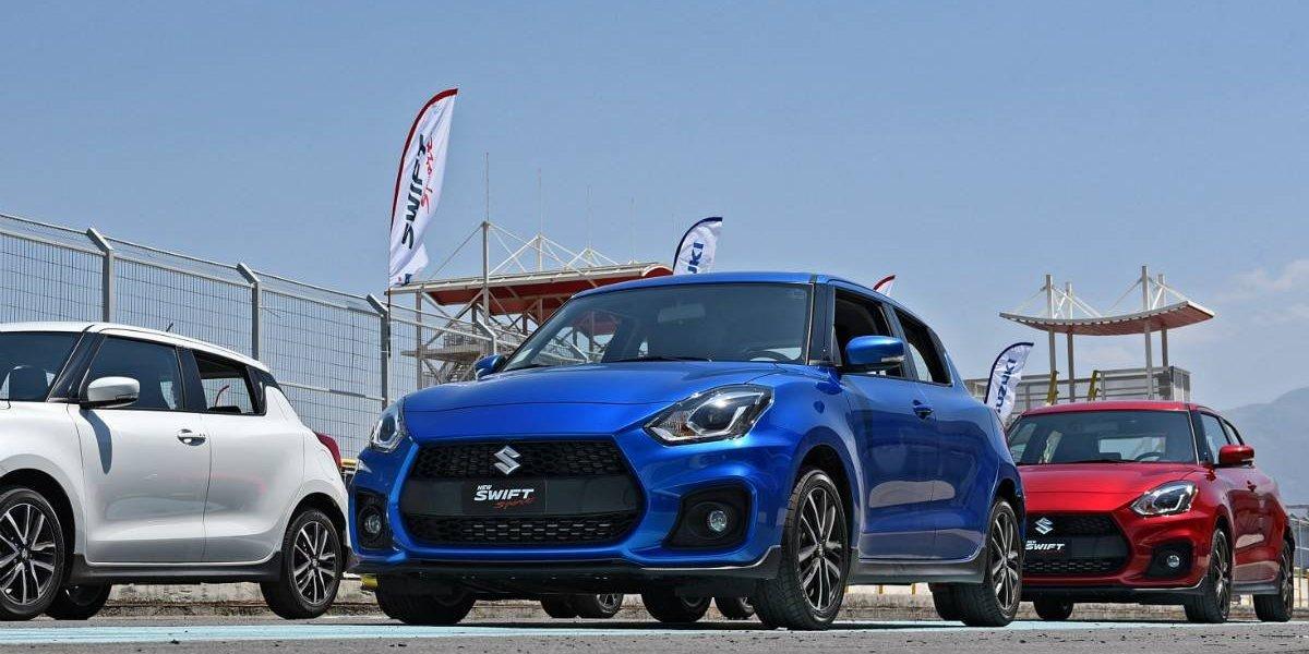 Suzuki celebra liderato de febrero en el mercado chileno