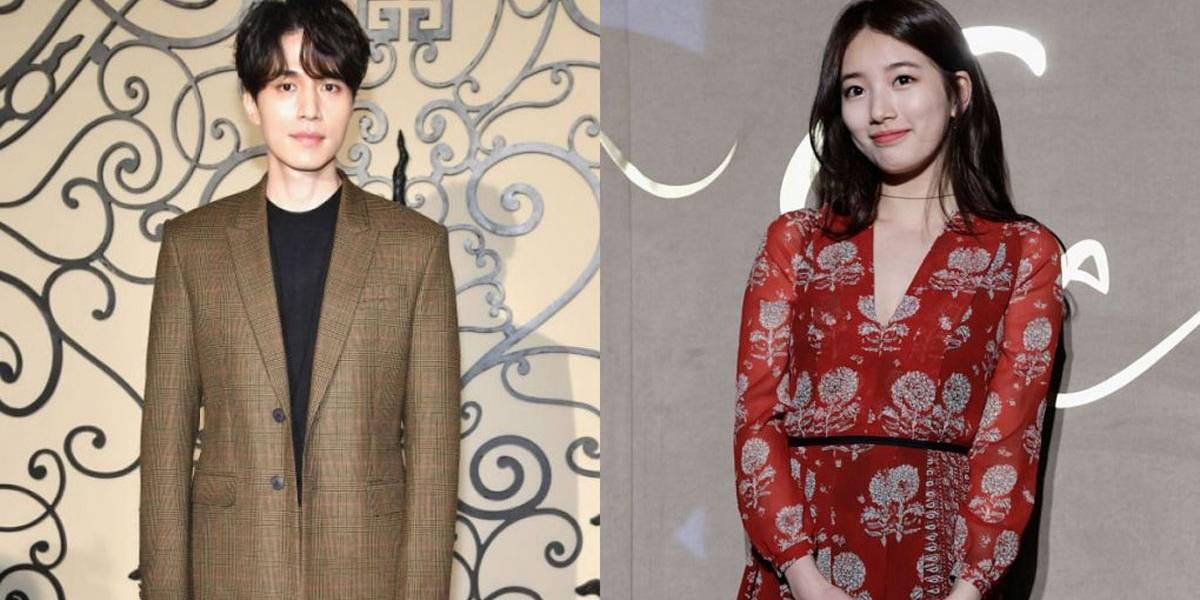 K-pop em festa: cantora Suzy está namorando o galã Dong-wook, 13 anos mais velho