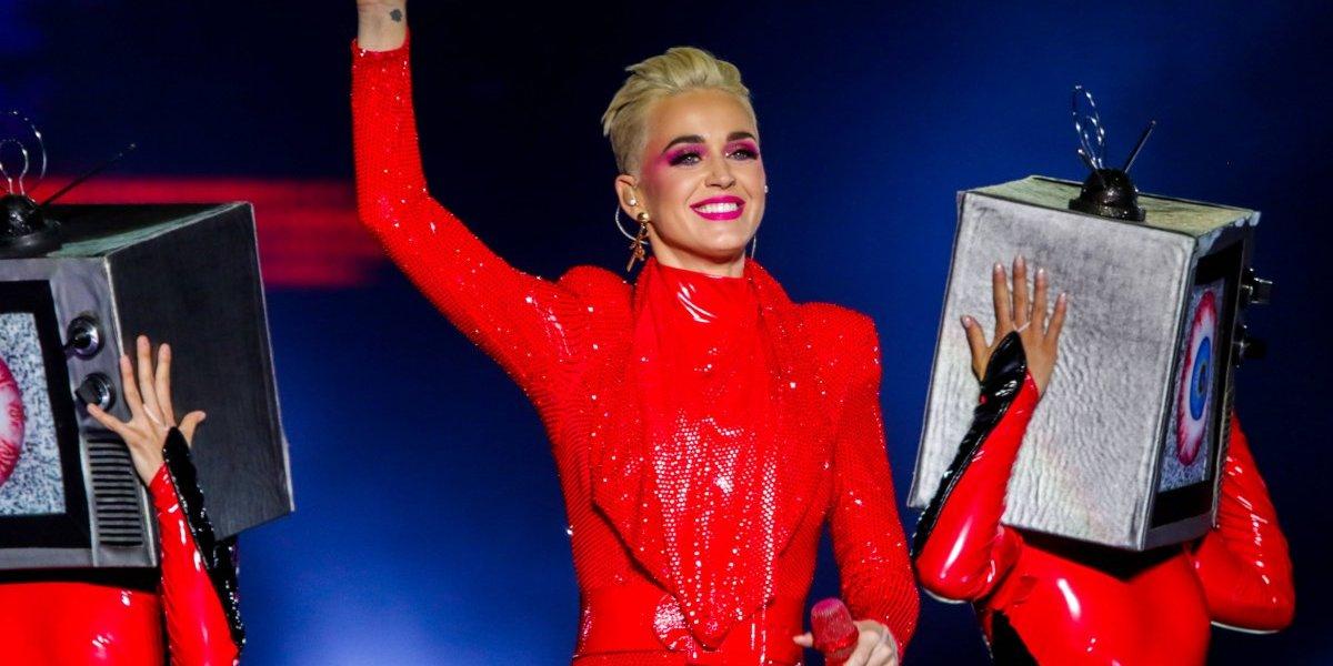 Testigos de Katy Perry: el pop encendió la Pista Atlética del Nacional