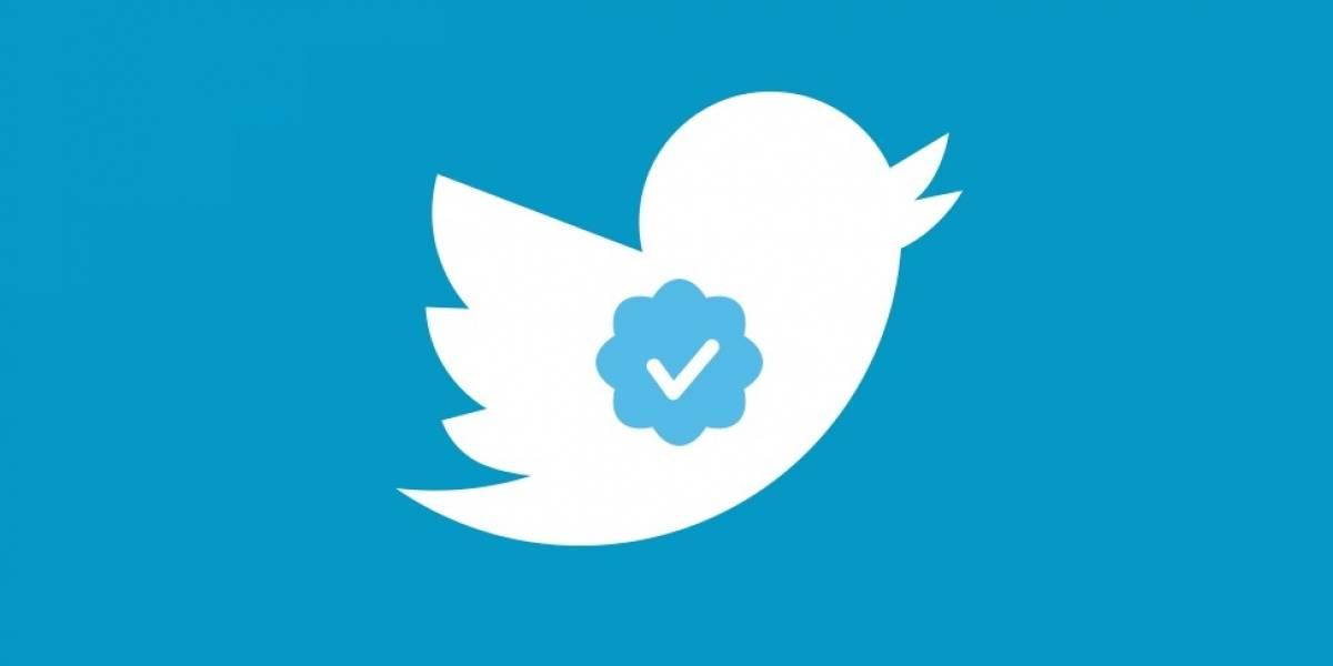 Twitter planea abrir la verificación de cuentas para todos