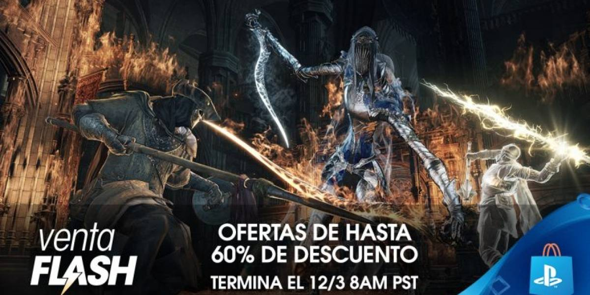 Arranca la Venta Flash de marzo en PlayStation Store