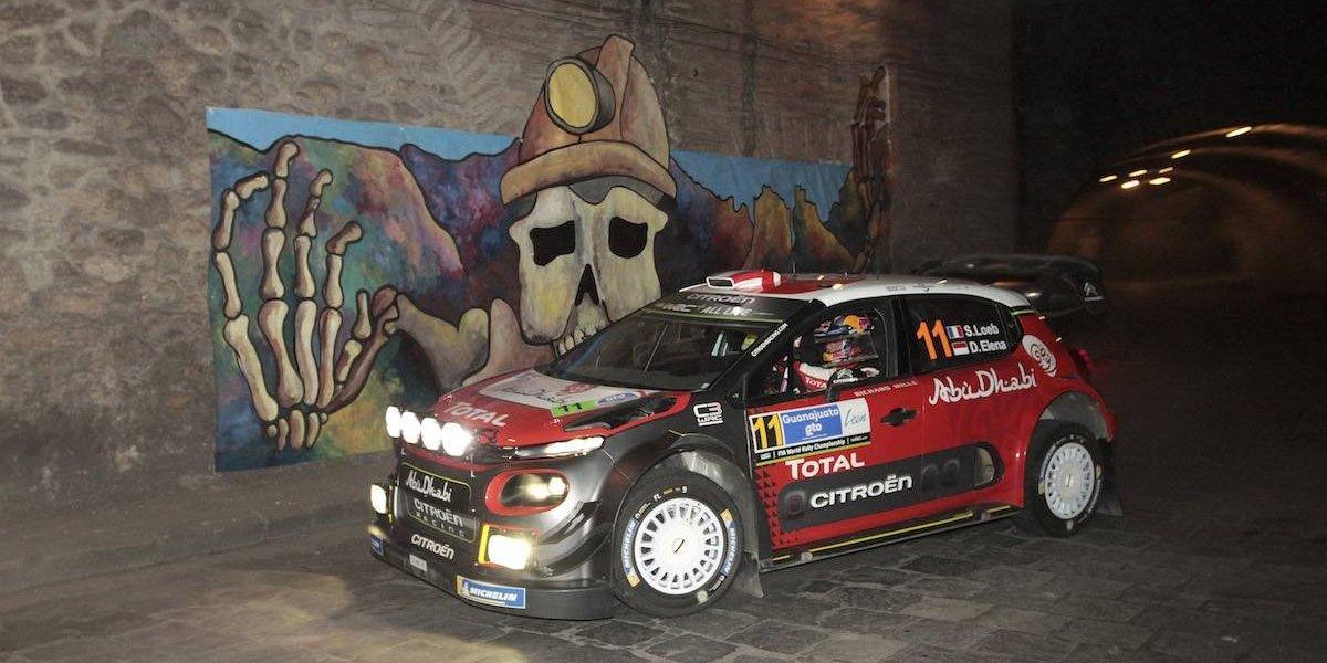 Rally México, prueba para Dani Sordo