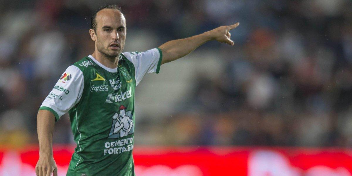 Landon Donovan regresa al Estadio Azteca