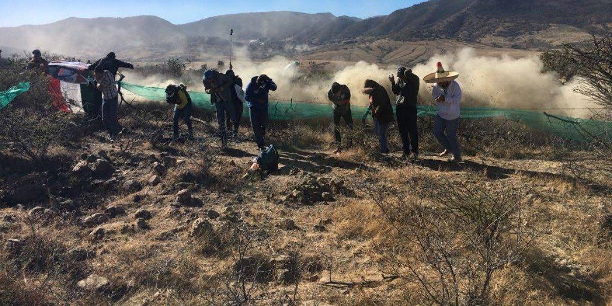 La Jaraleña recibe cada año a cientos de fans del Rally México