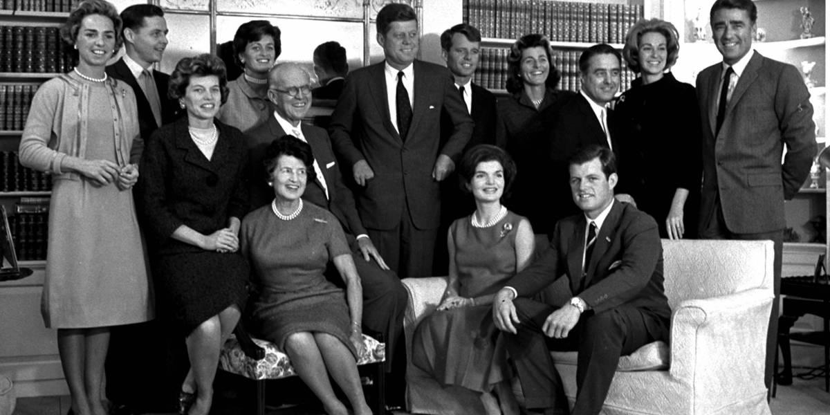 Mirada histórica a los Kennedy con nueva serie