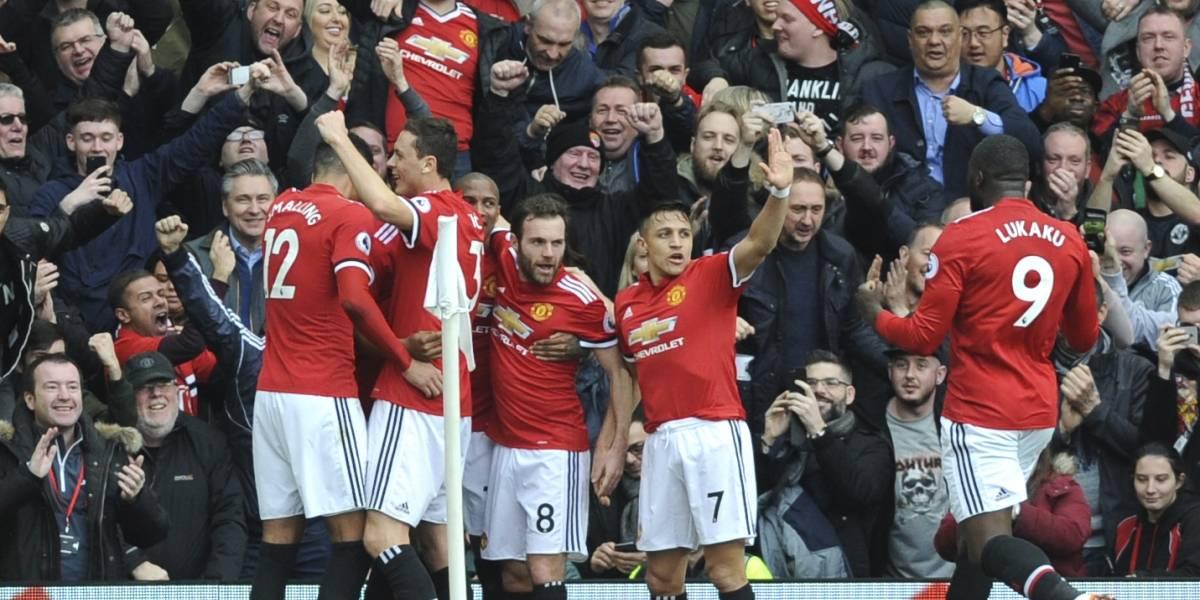 Manchester United de Alexis Sánchez es el club de mayor valorización en el mundo