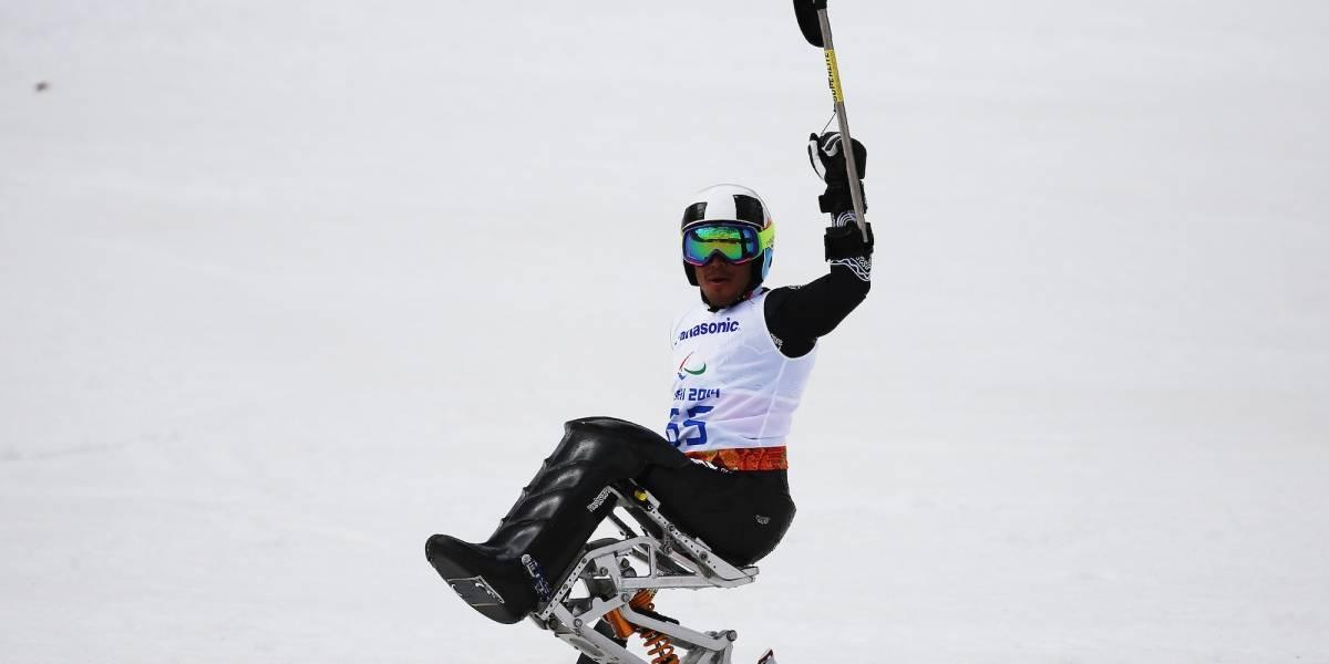 Mexicano no pudo terminar prueba en paralímpicos de PyeonChang