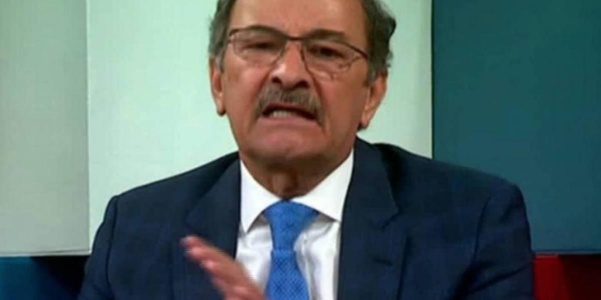 Carlos Pólit reaccionó sobre destitución de José Serrano y juicio político a Carlos Baca