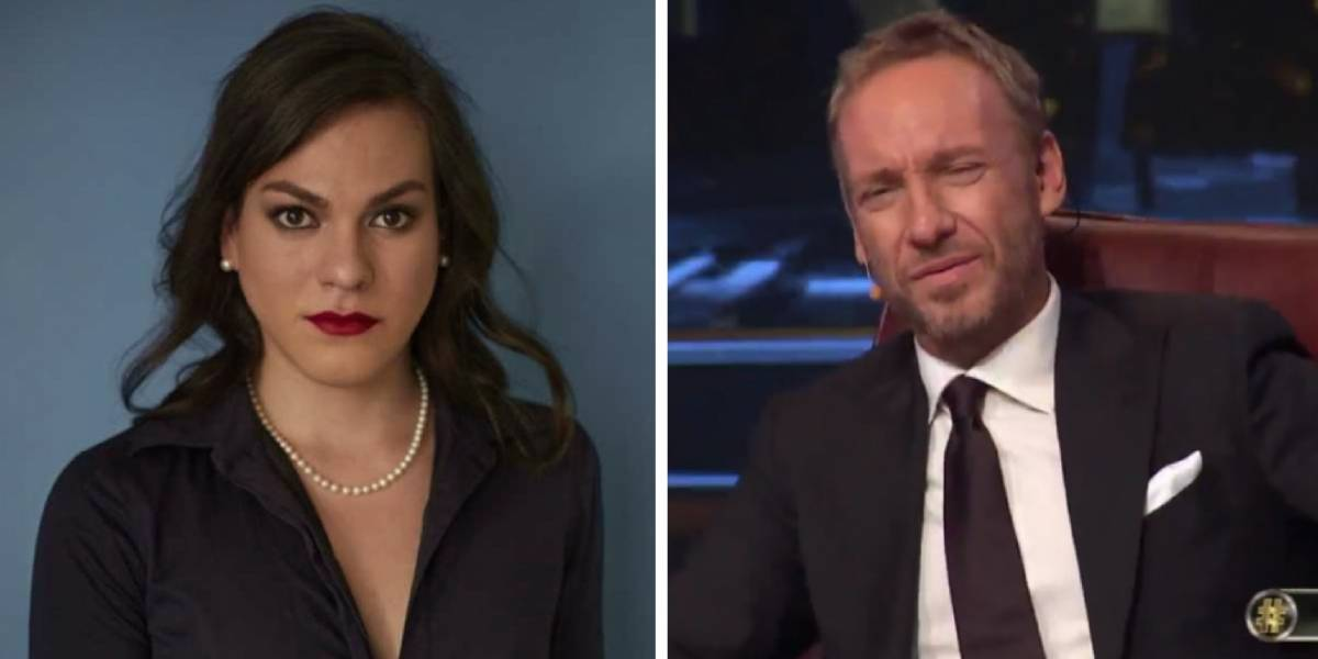 """Se sintió pasada a llevar: la conversación de Daniela Vega y Martín Cárcamo luego de la """"broma"""" de Yerko Puchento"""