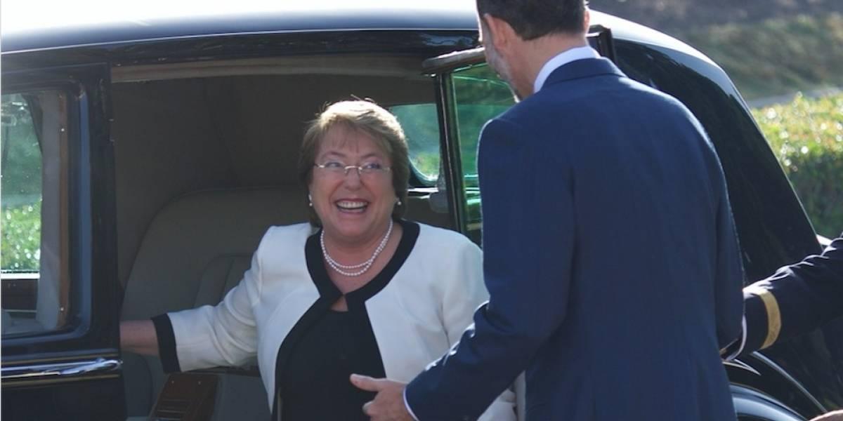 Michelle Bachelet se prepara para contar episodios íntimos como presidenta