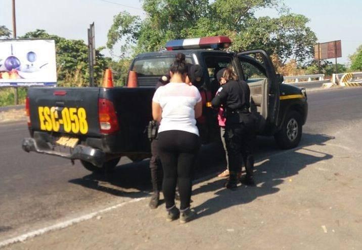 Mujeres pandilleras