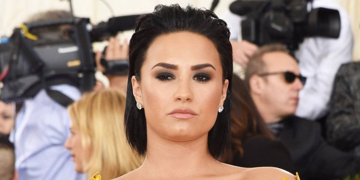 Demi Lovato fue a Alcohólicos Anónimos después de la Gala MET por esta razón