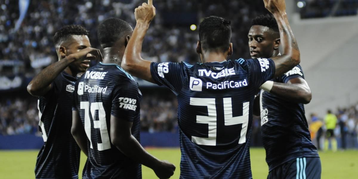 ¿Dónde ver el partido Emelec vs. Deportivo Cuenca?