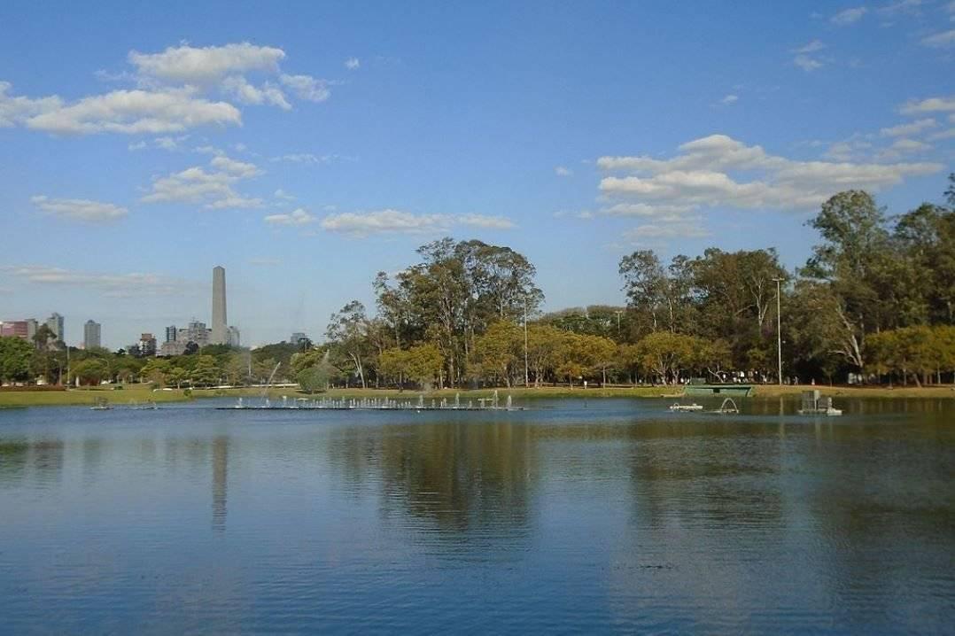 lago ibirapuera