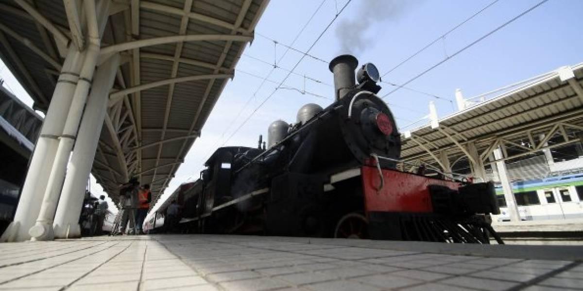 """La aterradora leyenda del """"tren fantasma"""" que deja con los pelos de punta a los vecinos de Maipú"""