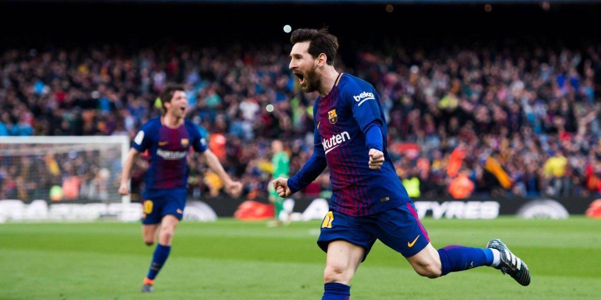 Nació Ciro, tercer hijo de Lionel Messi