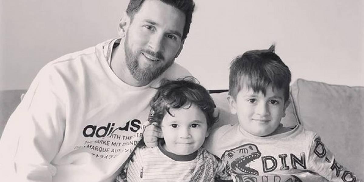 El hijo de Lionel Messi le da la convocatoria en el Barcelona a Yerry Mina