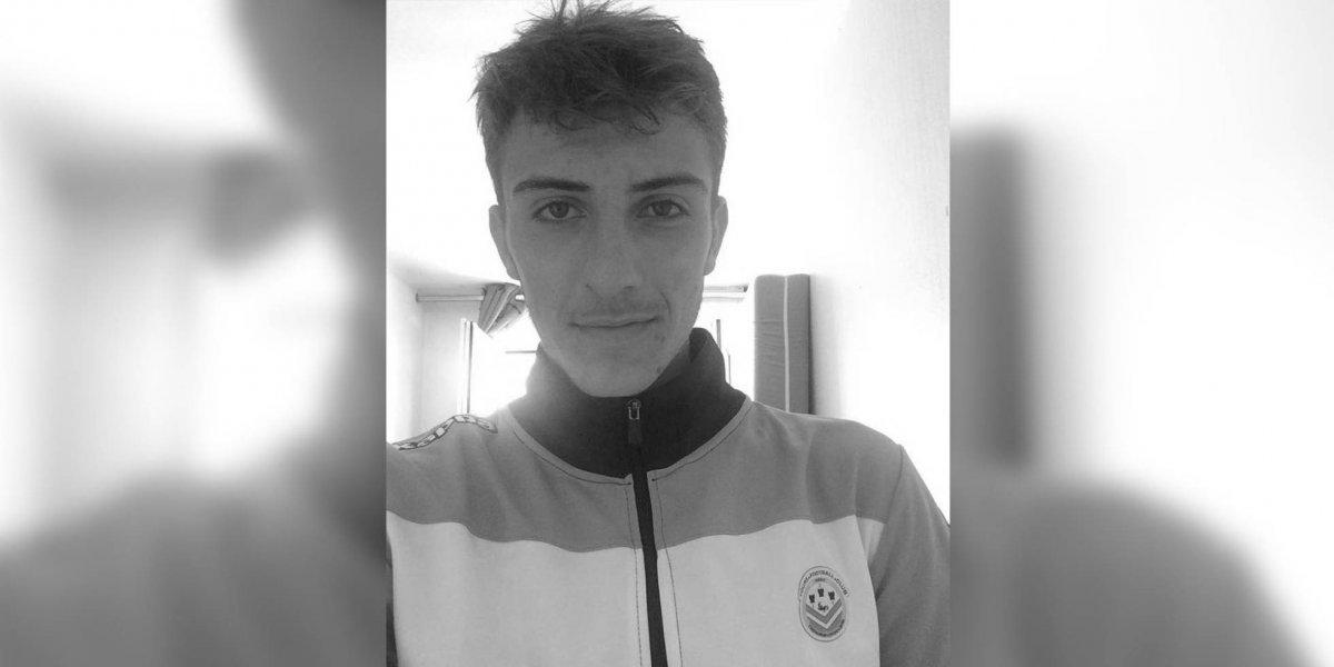 Nueva muerte en el fútbol de joven de 18 años