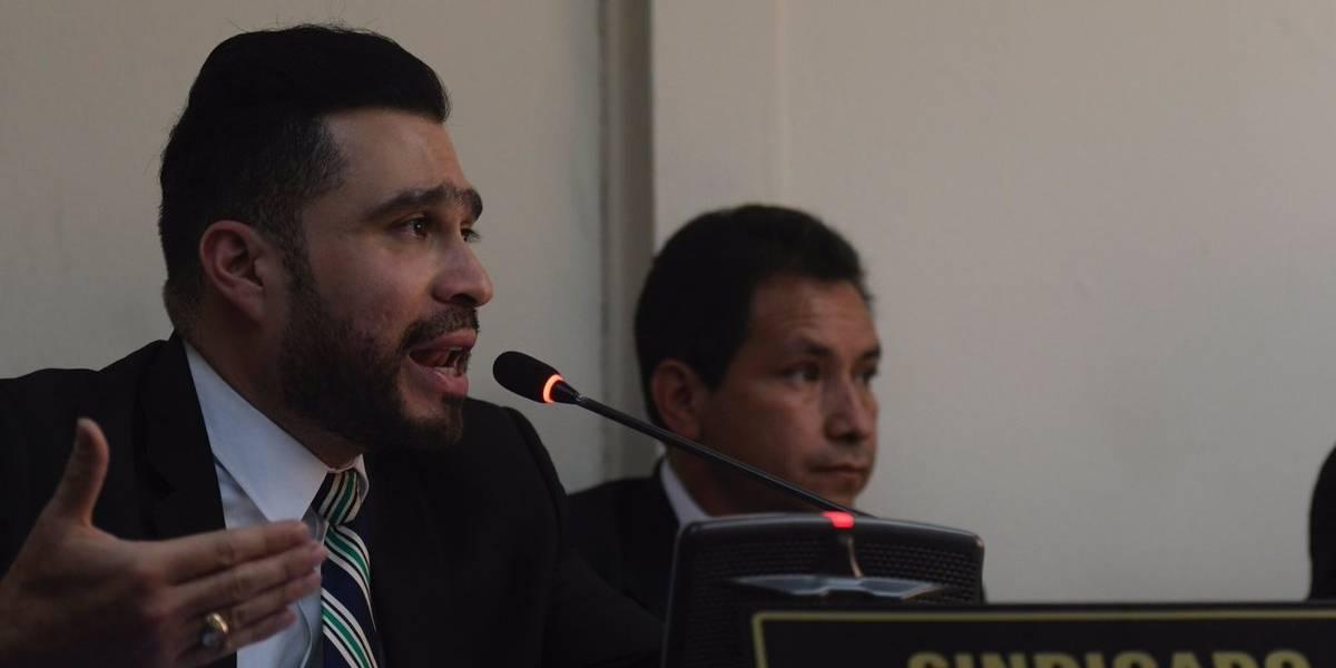 Neto Bran accionará contra abogado y jueza por embargo de su salario