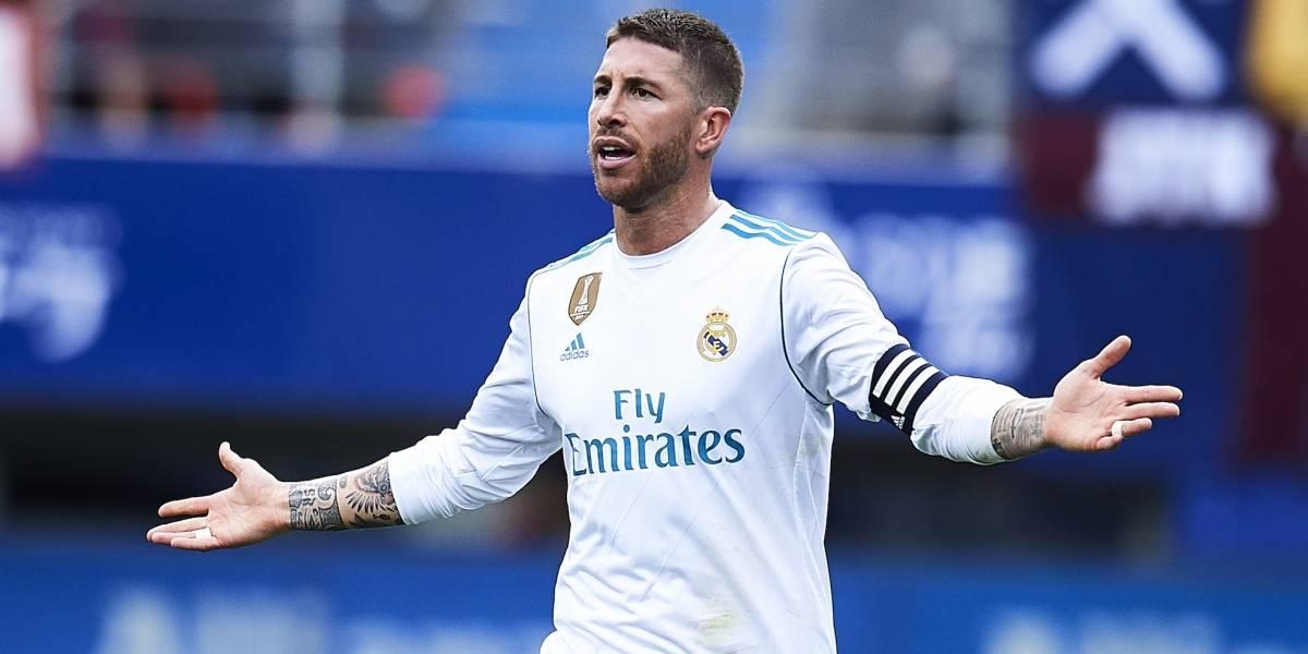 VIDEO: 'Se ha cagado un poco', Zidane habla sobre ausencia de Ramos
