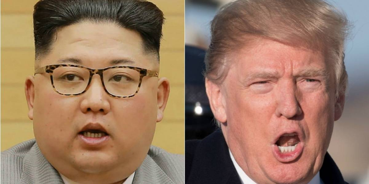 Donald Trump: Corea del Norte