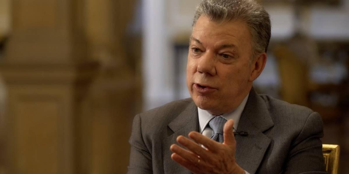 En primera Conferencia Internacional del Acuerdo de Paz, Santos se pronunció sobre asesinatos de líderes