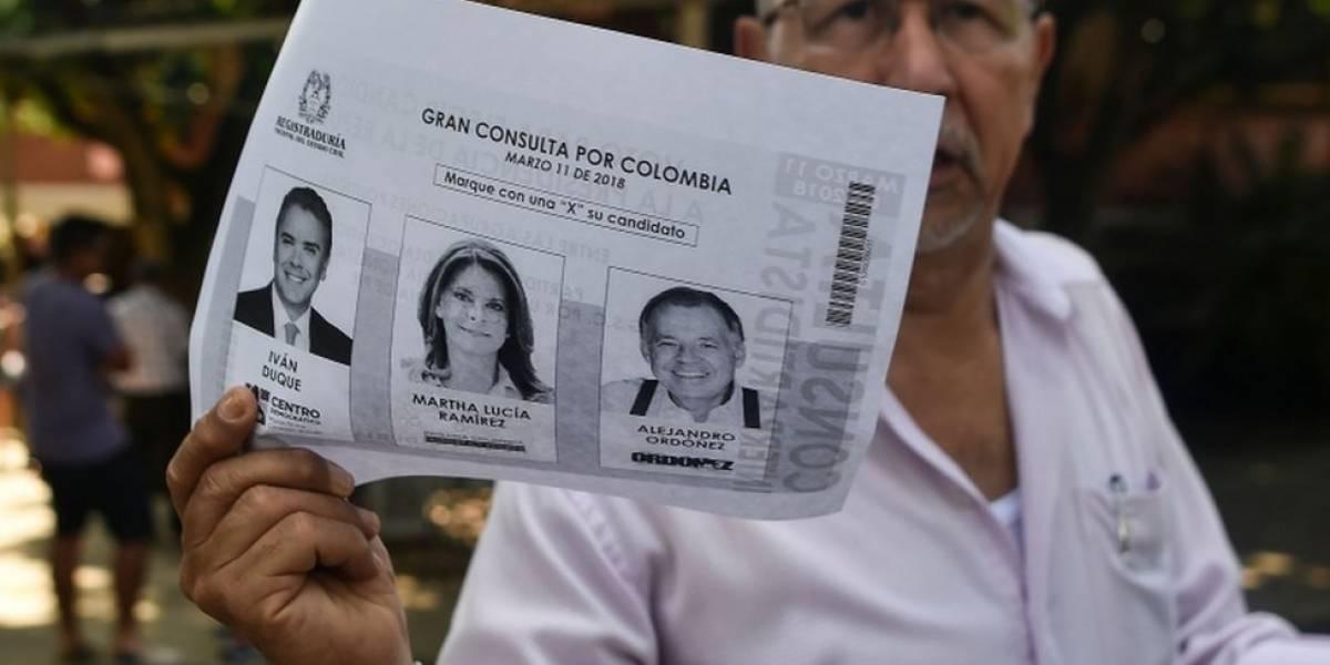 Álvaro Uribe es el senador más votado en la historia de Colombia