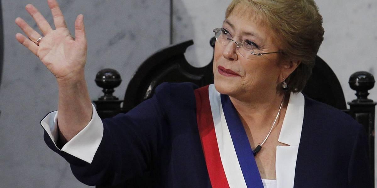 Bachelet entrega la presidencia de Chile a Sebastián Piñera