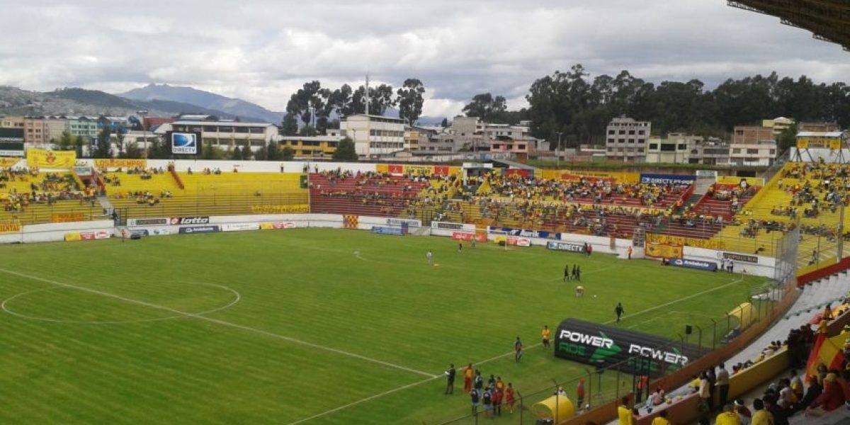 Campeonato Ecuatoriano: sigue gratis el partido de Liga de Quito vs Aucas