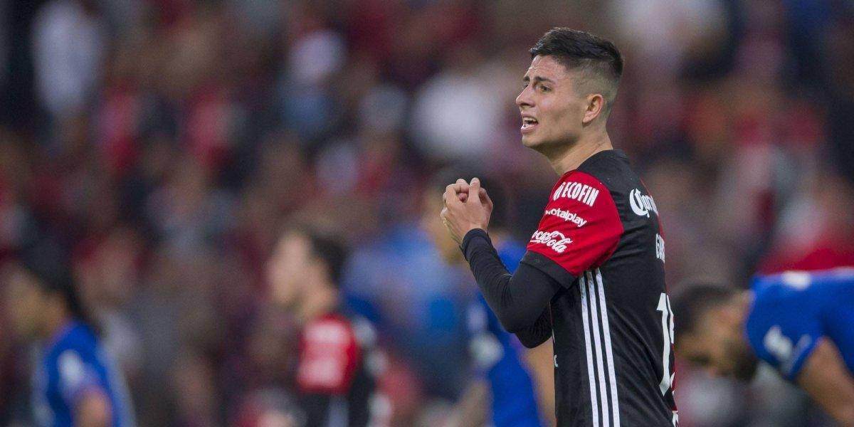 """""""Vivir el descenso te hace crecer"""": Brayan Garnica"""