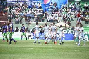 Gol de Manfred Rusell contra Antigua GFC