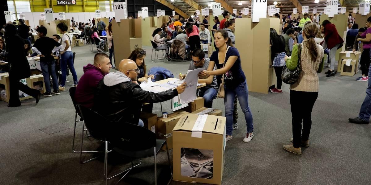 Por redes sociales usuarios de Bogotá denuncian fraude en las elecciones