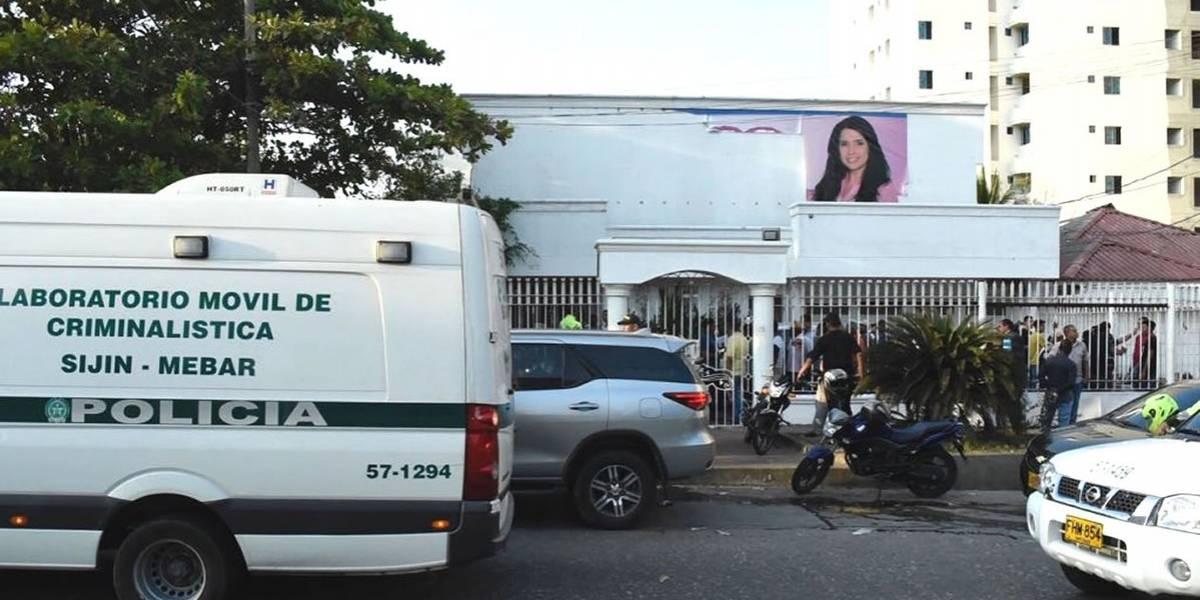 Fiscalía allana sede política de candidata al Senado por presunta compra de votos