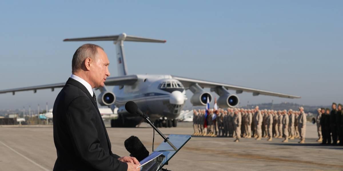 Putin habría ordenado derribar avión secuestrado por terroristas